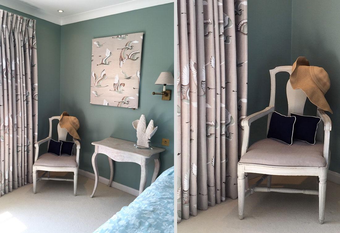 Bosham - master bedroom