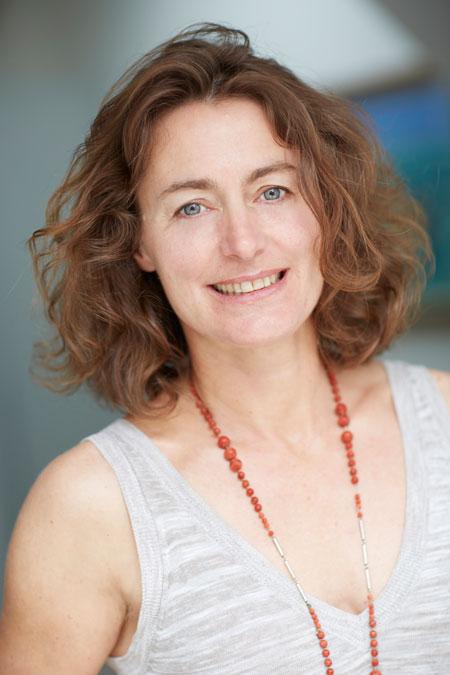 Photograph of Suzi Searle, interior designer in West London